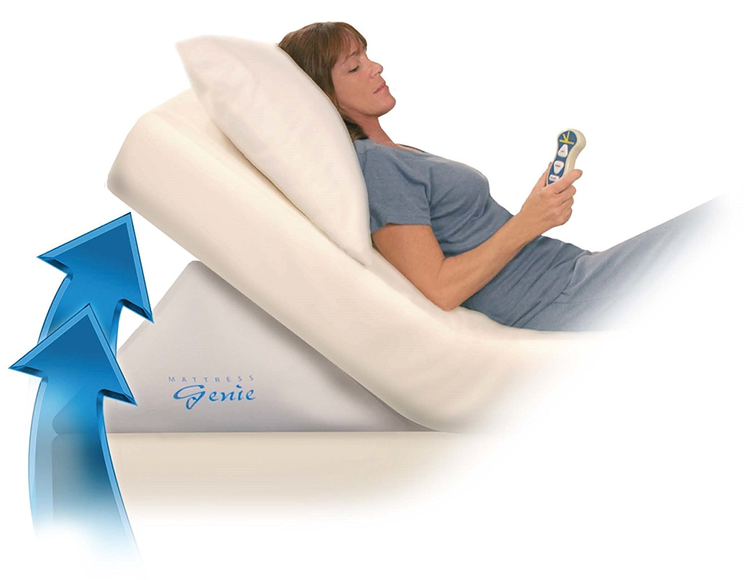 reading feather goose down wedge bath pillow bed today overstock white bedding and shipping product free